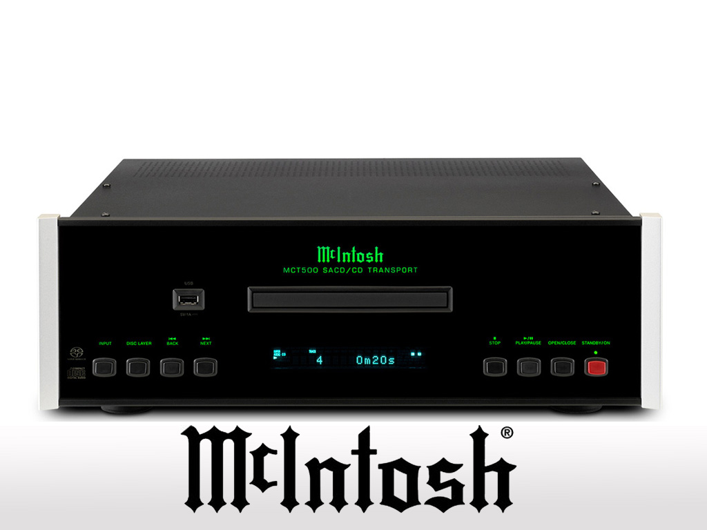 NEW McIntosh MCT 500