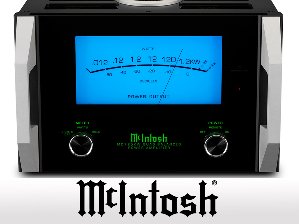 NEW McIntosh MC 1 25KW
