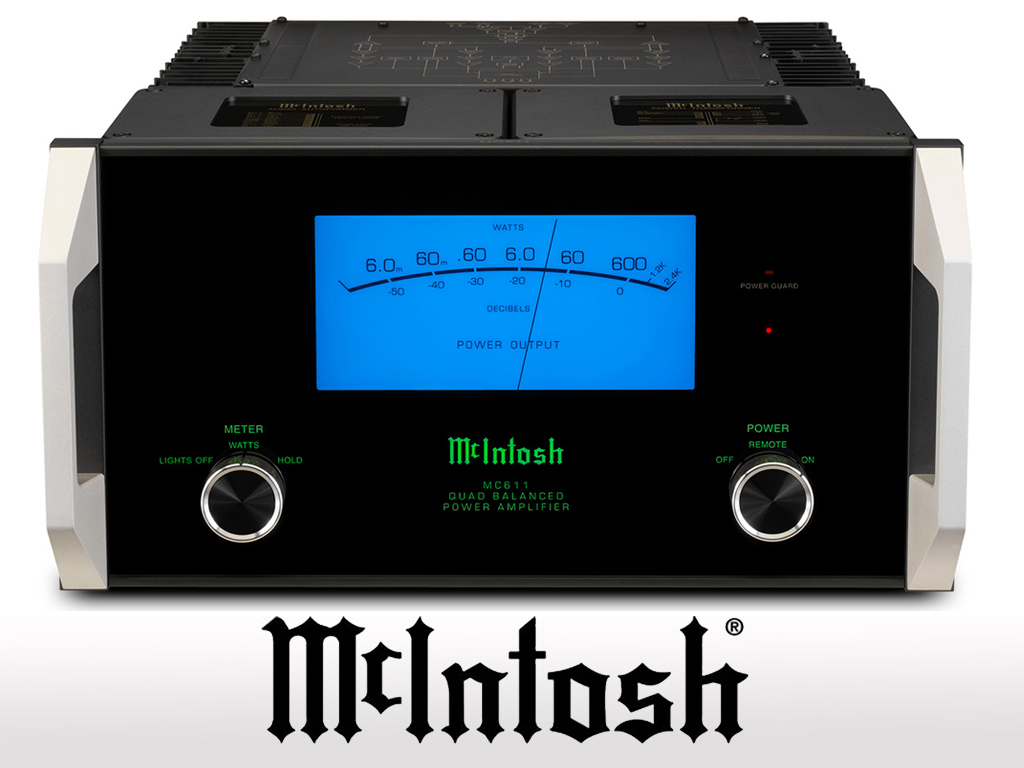 NEW McIntosh MC 611 akt