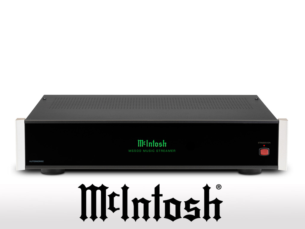 NEW McIntosh MS 500