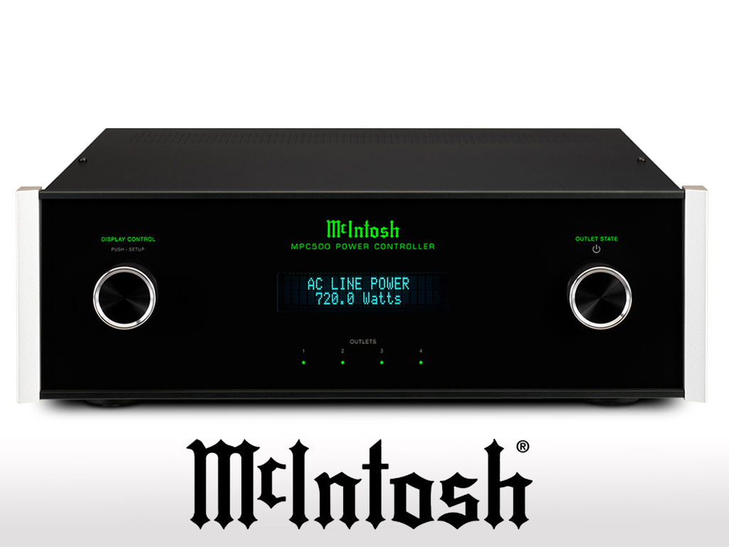 NEW McIntosh MPC500