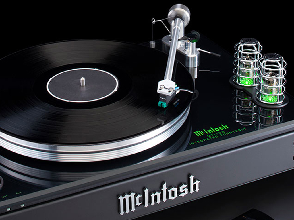 NEW McIntosh MTI100