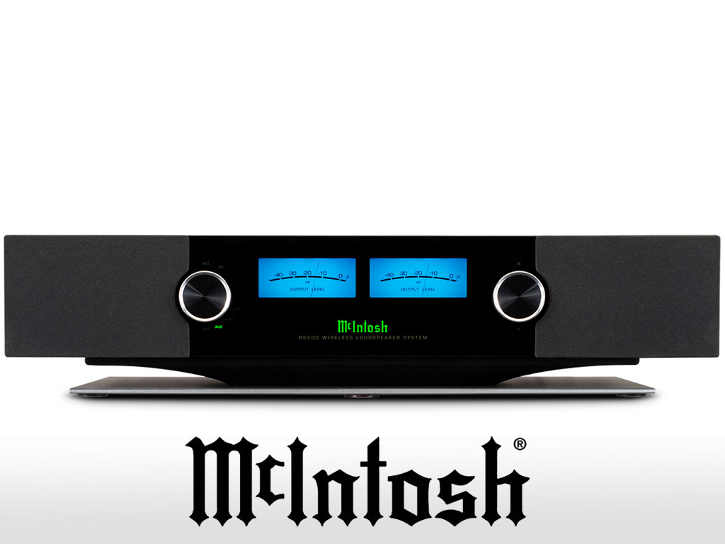 NEW McIntosh RS200