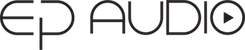 E.P. Audio logo
